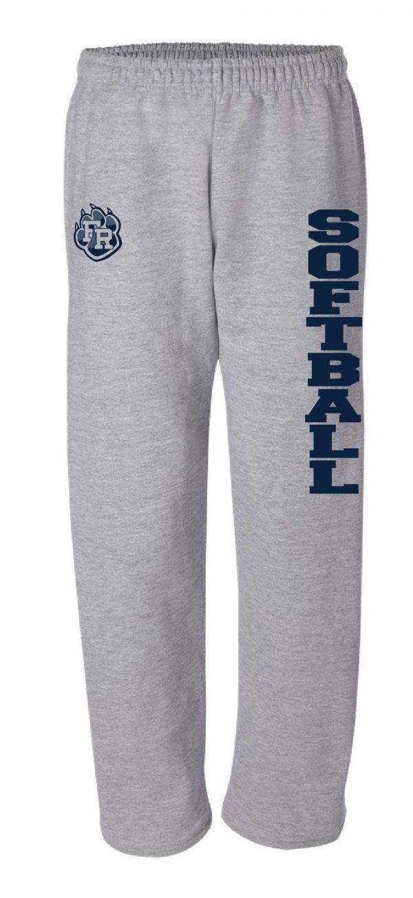 Gildan - DryBlend Open Bottom Pocketed Sweatpants