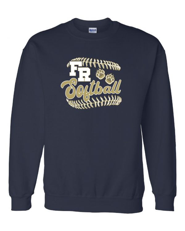 Gildan - DryBlend Crewneck Sweatshirt - DESIGN A