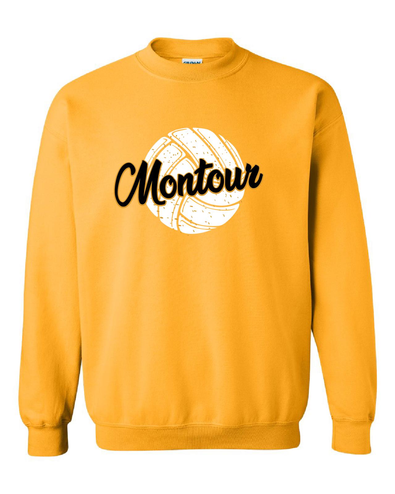 Gildan – Heavy Blend Crewneck Sweatshirt DESIGN A