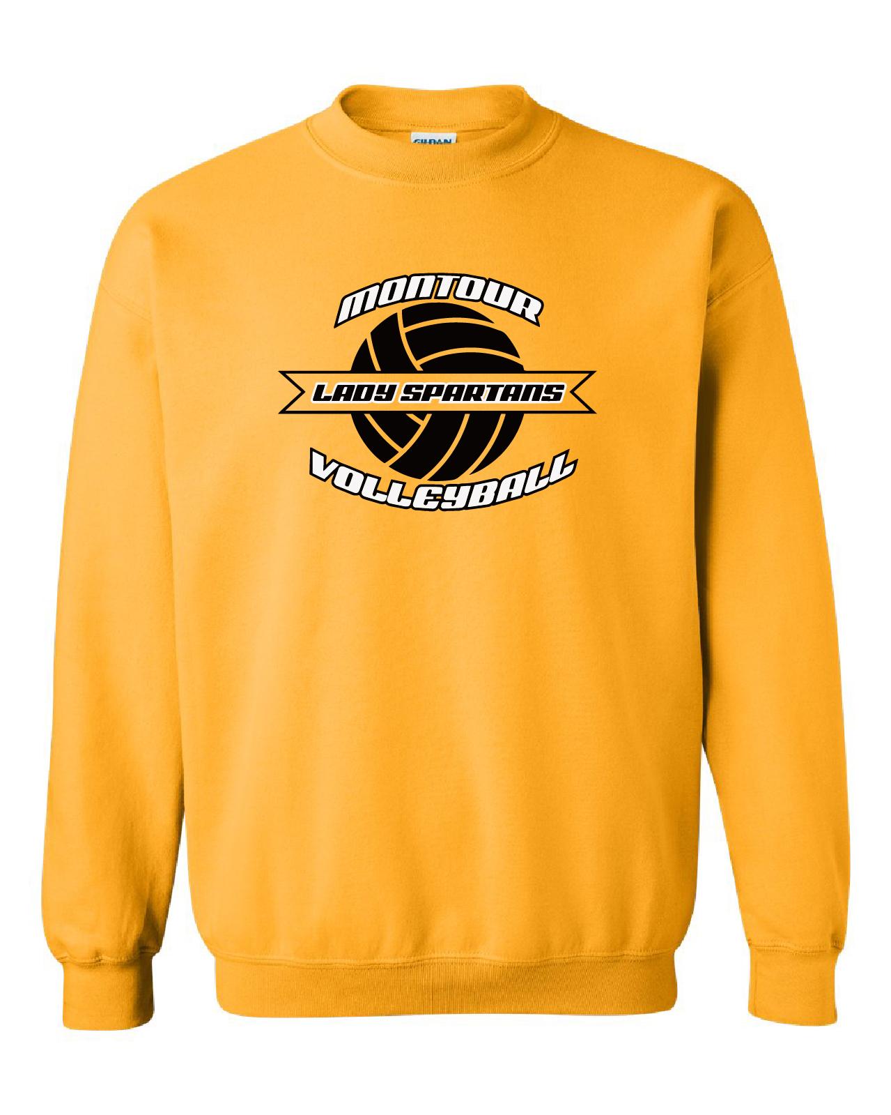 Gildan – Heavy Blend Crewneck Sweatshirt DESIGN B