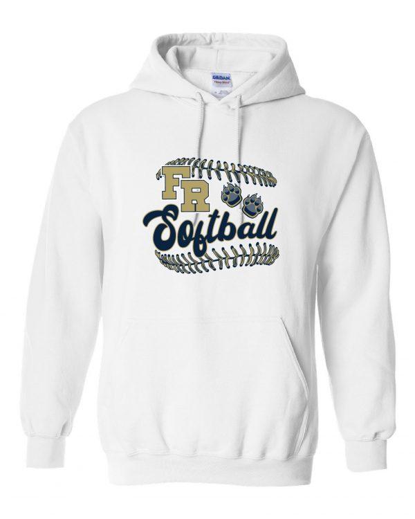 Gildan - Heavy Blend Hooded Sweatshirt - DESIGN A