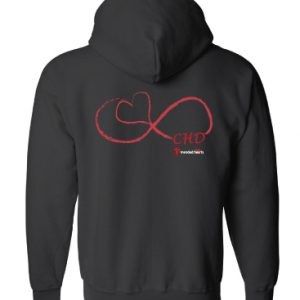 Infinity Zip-Up Hoodies