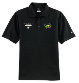 Nike Golf - Dri-FIT Pique II Polo with Penguins Logo