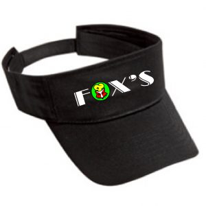 Otto Cotton Twill Sun Visors Available in Multiple Colors