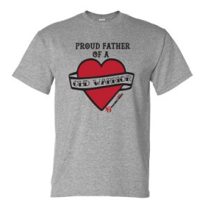 Proud Father – Available in Grey or White