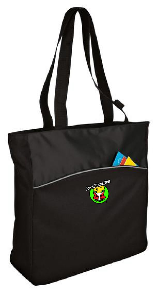 Port & Company® - Improved Two-Tone Colorblock Tote