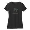 District Women's Perfect Blend Tee Bling Shirt