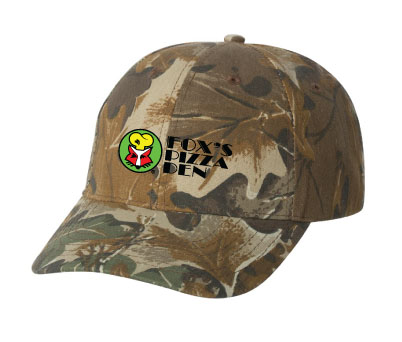 Camo Hat - Discontinued