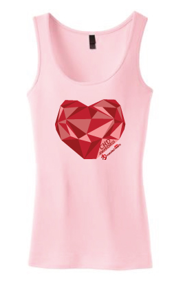 Prism Tanks - Available in Black or Pink