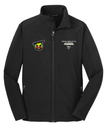 Port Authority® Core Soft Shell Jacket with Penguins Logo