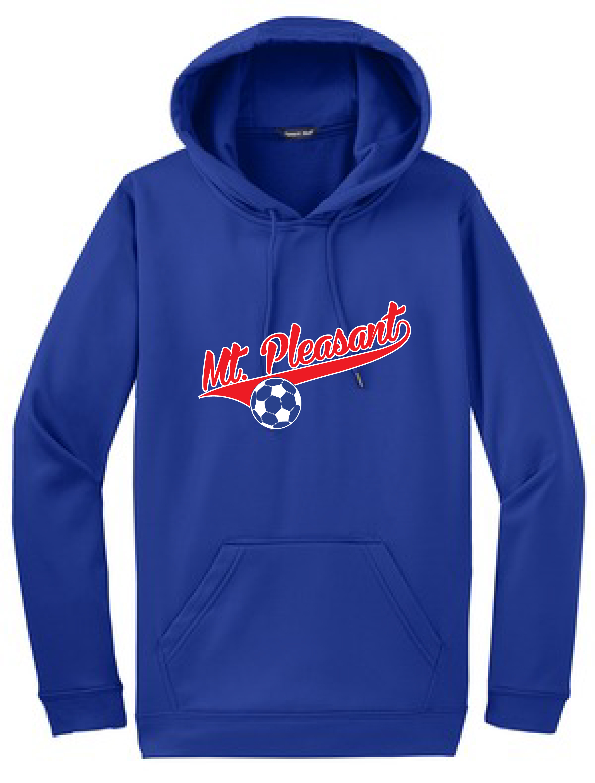 Sport-Tek® Fleece Hooded Pullover - Youth & Adult