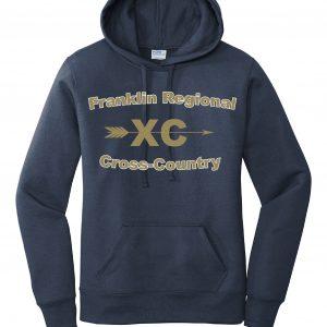 Port & Company Ladies Hooded Sweatshirt