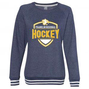 J. America Women's Crewneck Sweatshirt