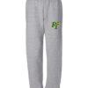 Gildan Open-Bottom Sweatpants with Pockets