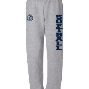 Gildan DryBlend Open-Bottom Sweatpants with Pockets