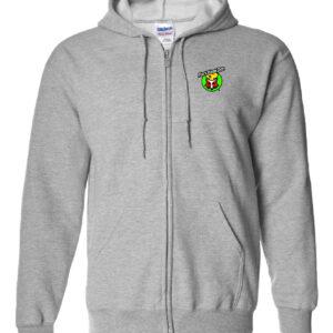 Gildan – Heavy Blend Full-Zip Hooded Sweatshirt