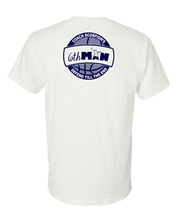 Gildan - DryBlend YOUTH 50/50 T-Shirt - 6th Man