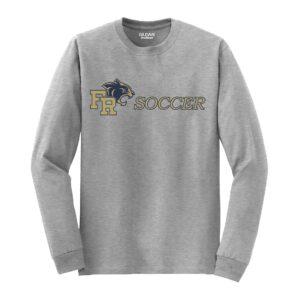 Gildan – DryBlend 50/50 Long Sleeve Adult & Youth T-Shirt