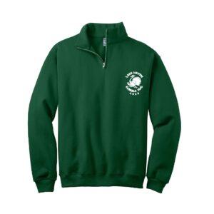 Jerzees 1/4 Zip Sweatshirt