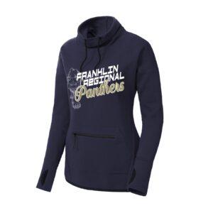 Sport-Tek Ladies Triumph Hooded Pullover