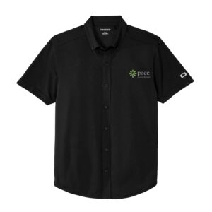 OGIO Gravitate Full-Button Polo