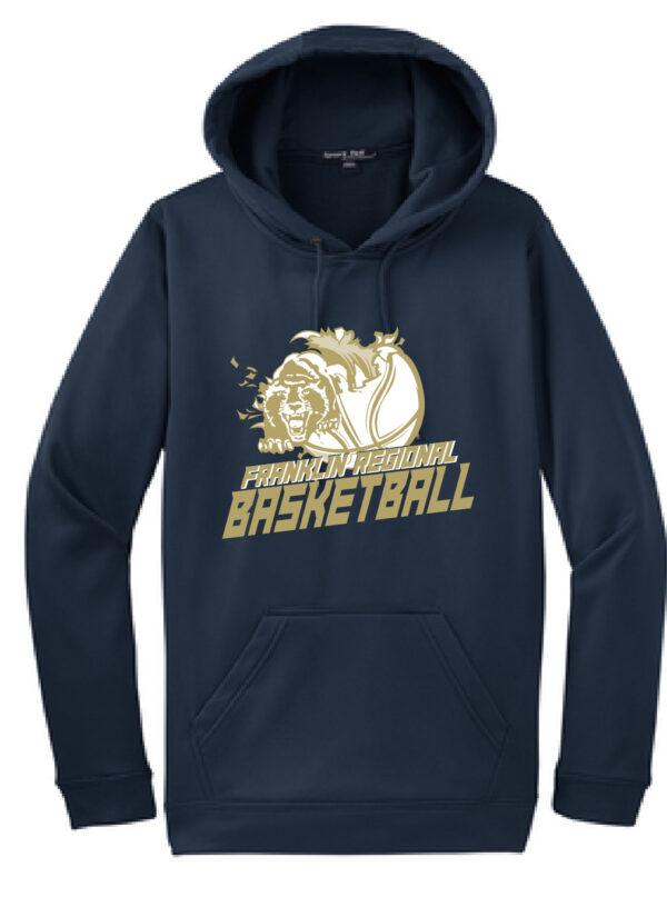 Sport-Tek® Sport-Wick® Fleece Hooded Pullover - DESIGN B