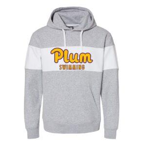J. America Fleece Hooded Sweatshirt