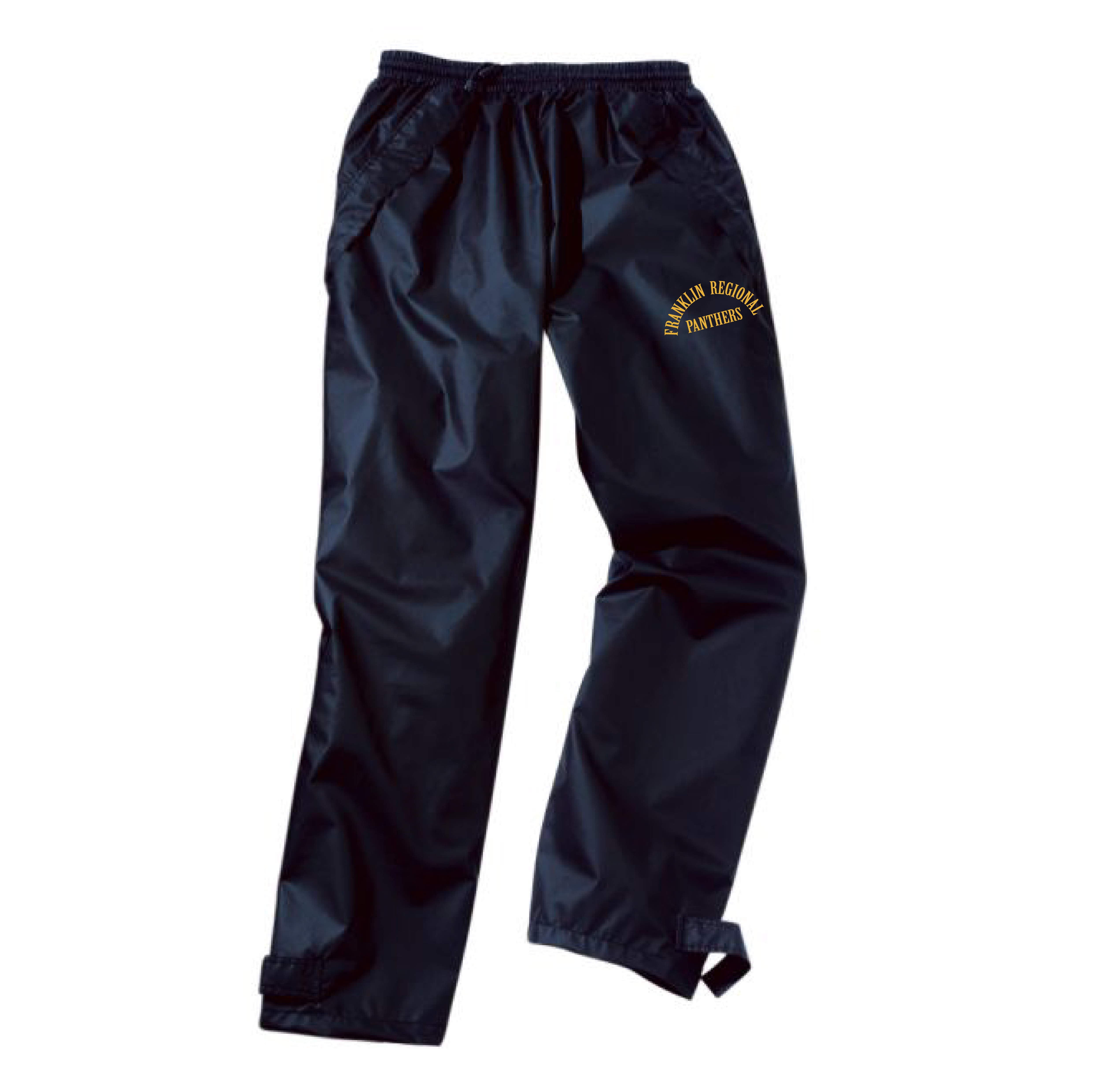 Charles River Embroidered Rain Pants