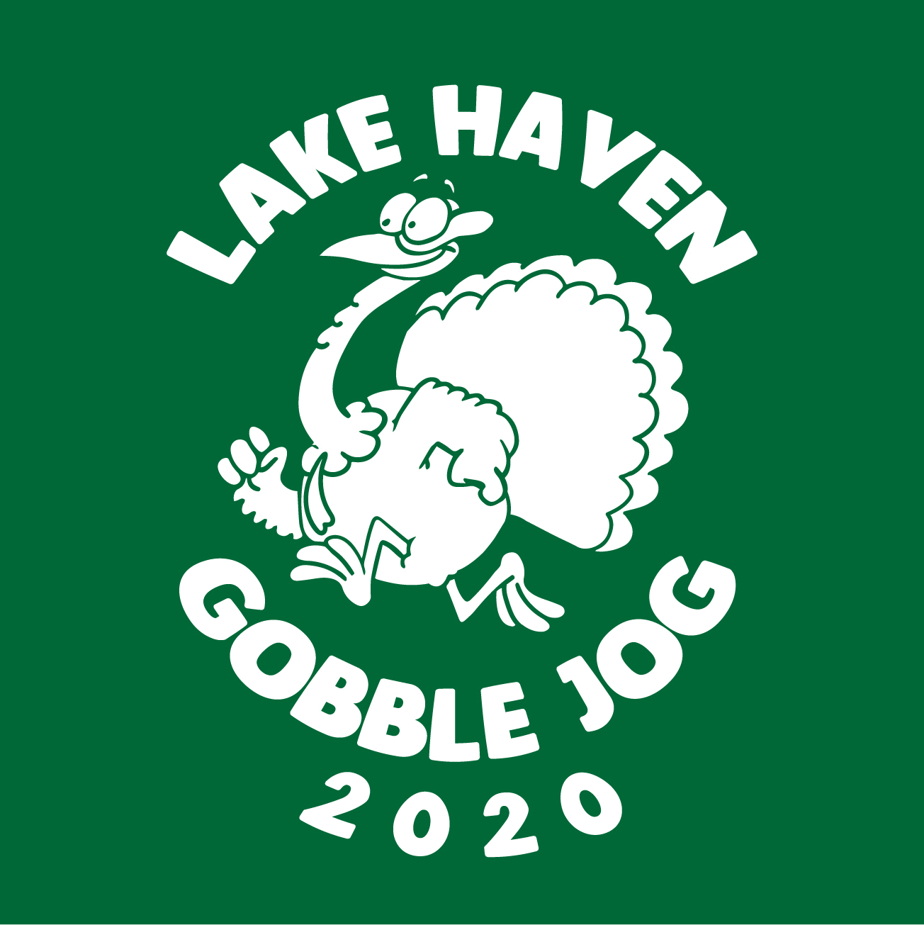 Lake Haven Gobble Jog