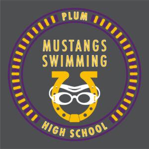 Plum Swimming