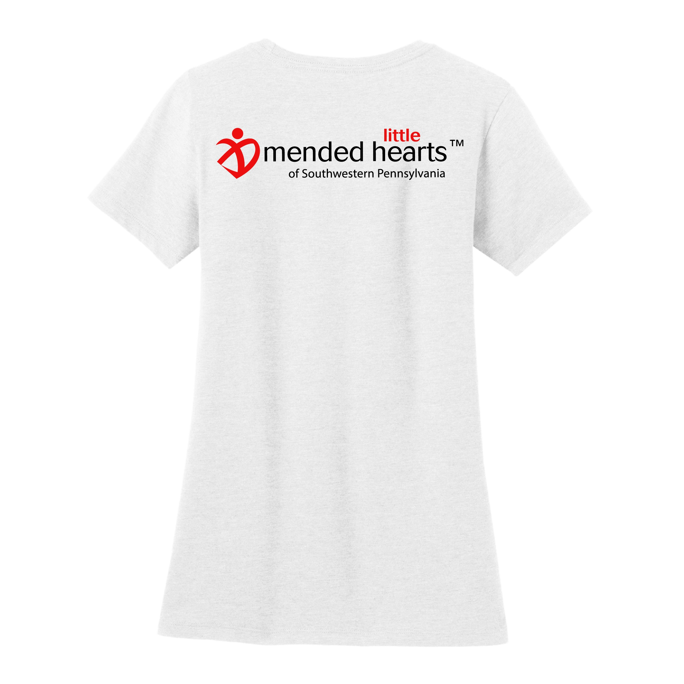 District Women's Perfect Blend V-Neck
