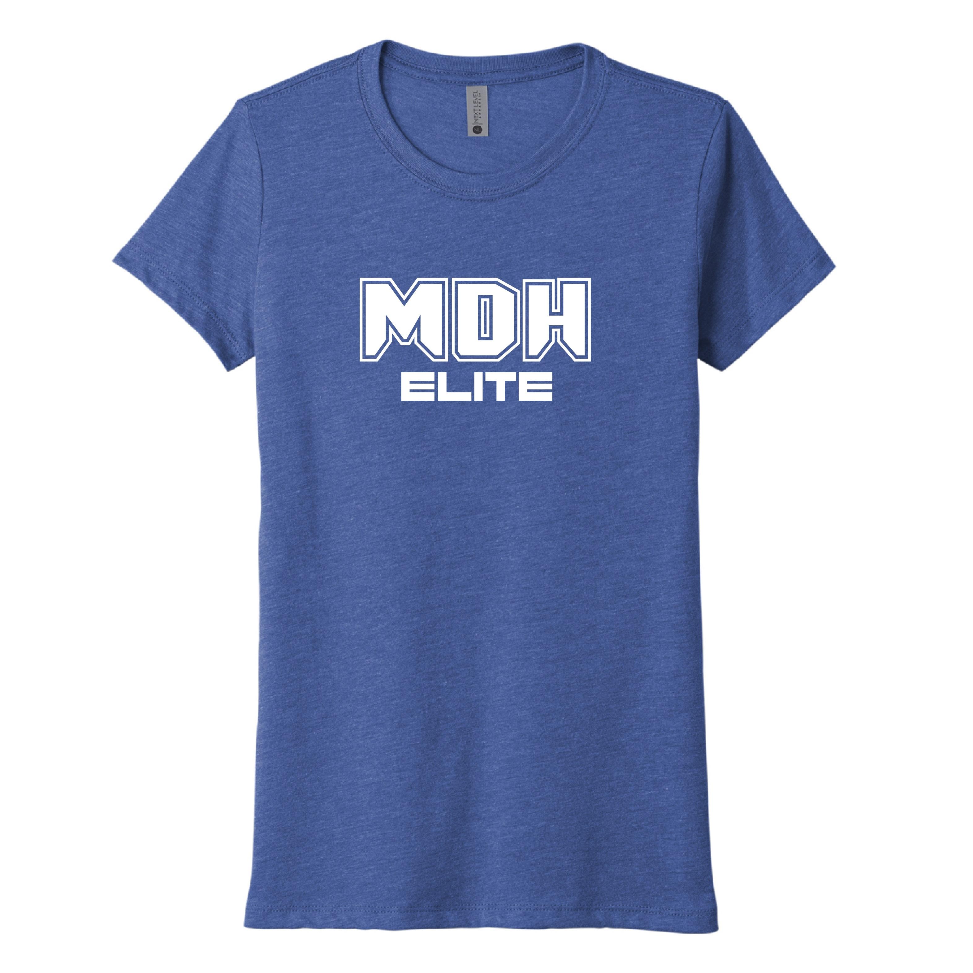 Next Level Women's Tri-Blend T-Shirt