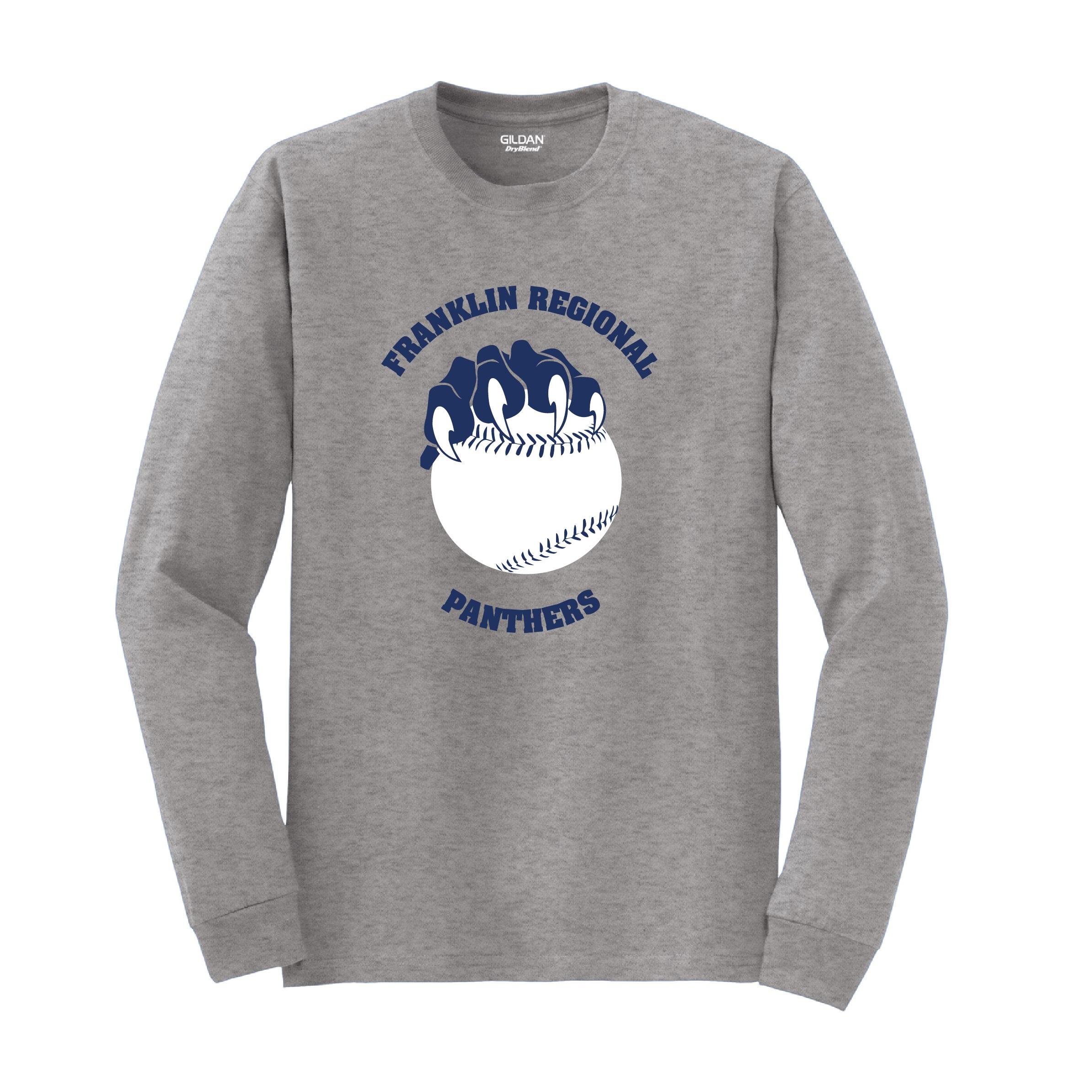 Gildan DryBlend 50/50 Long Sleeve T-Shirt