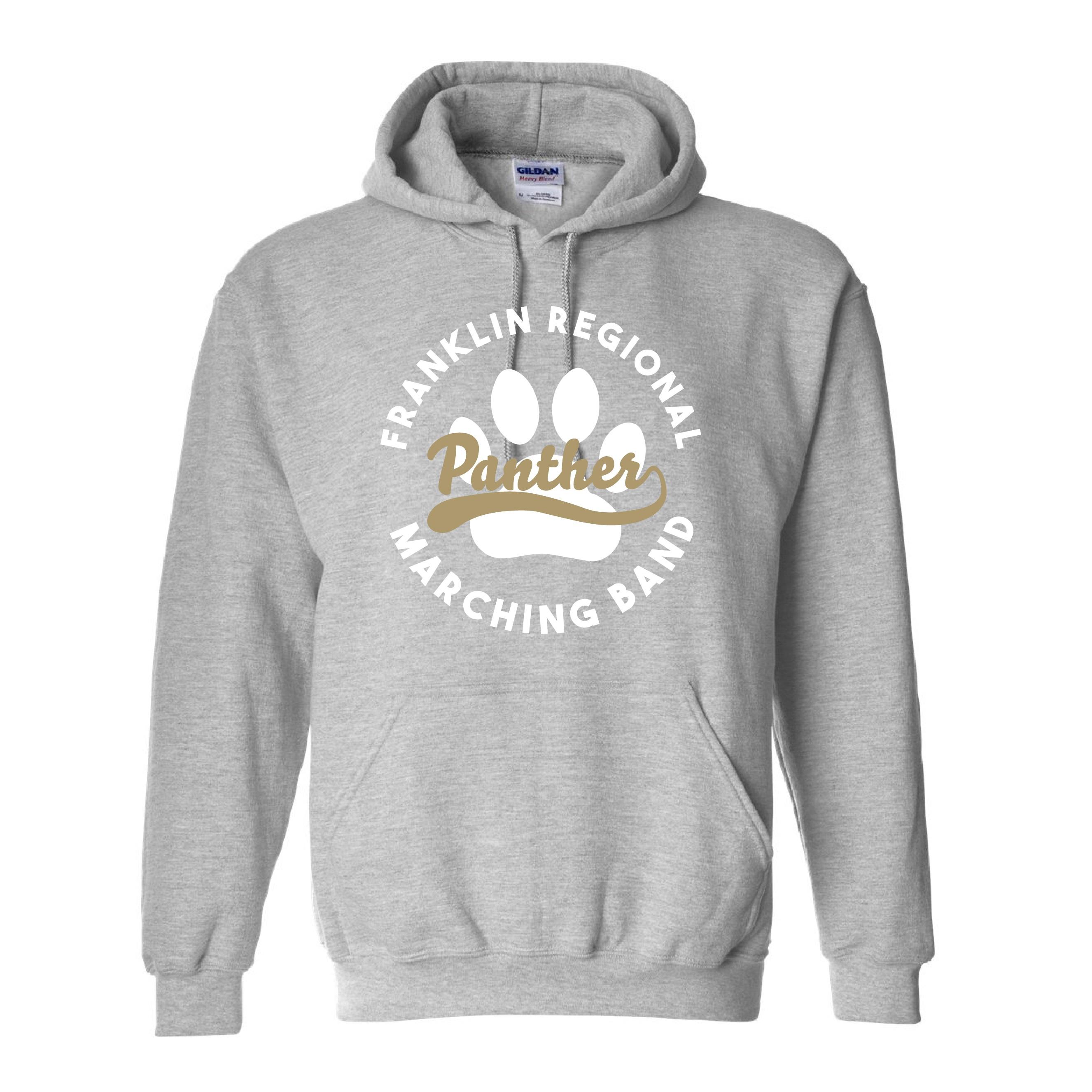Gildan Heavy Blend Hooded Sweatshirt (Available in Navy or Grey)
