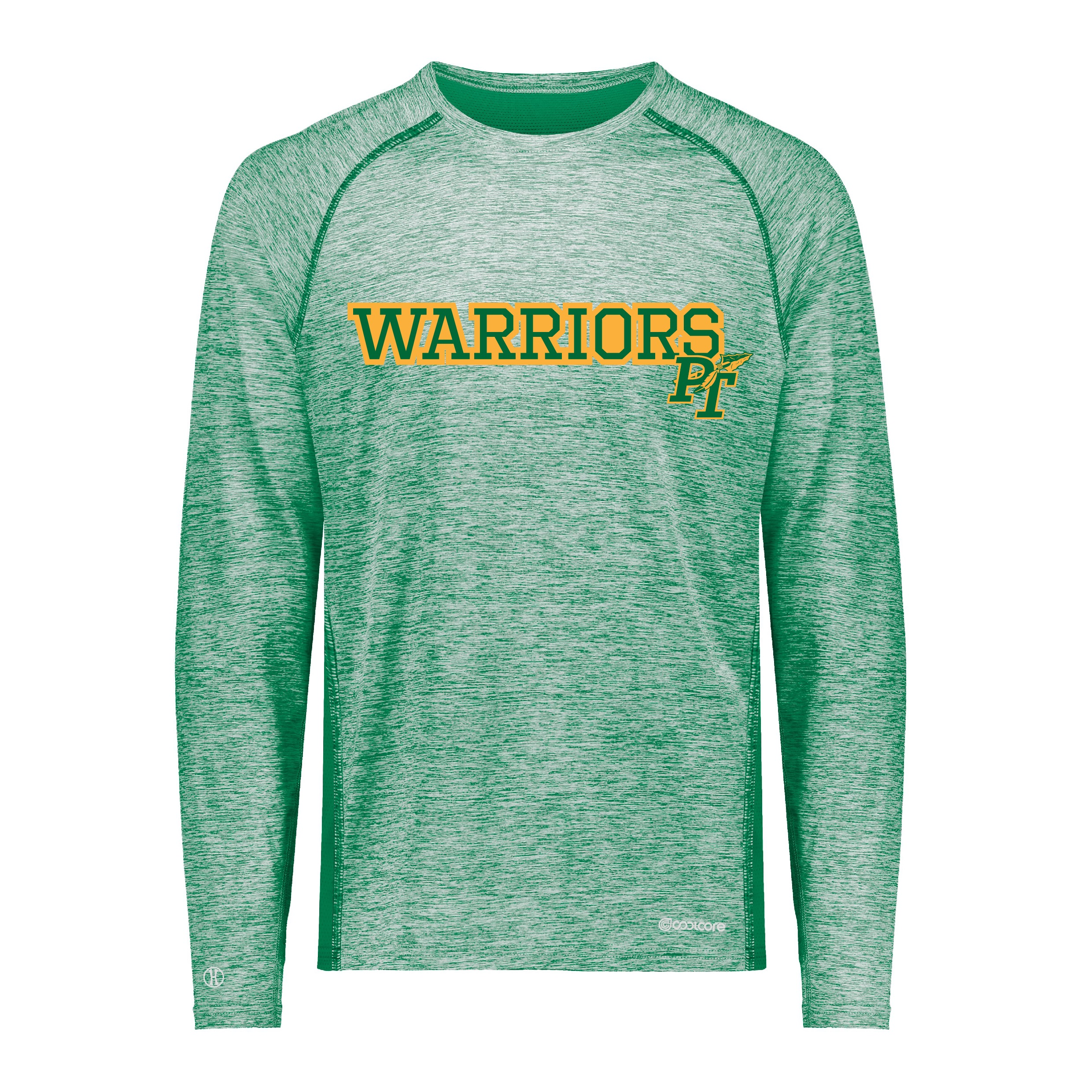 Holloway Electrify Cool Care Long Sleeve (Grey & Green Available)