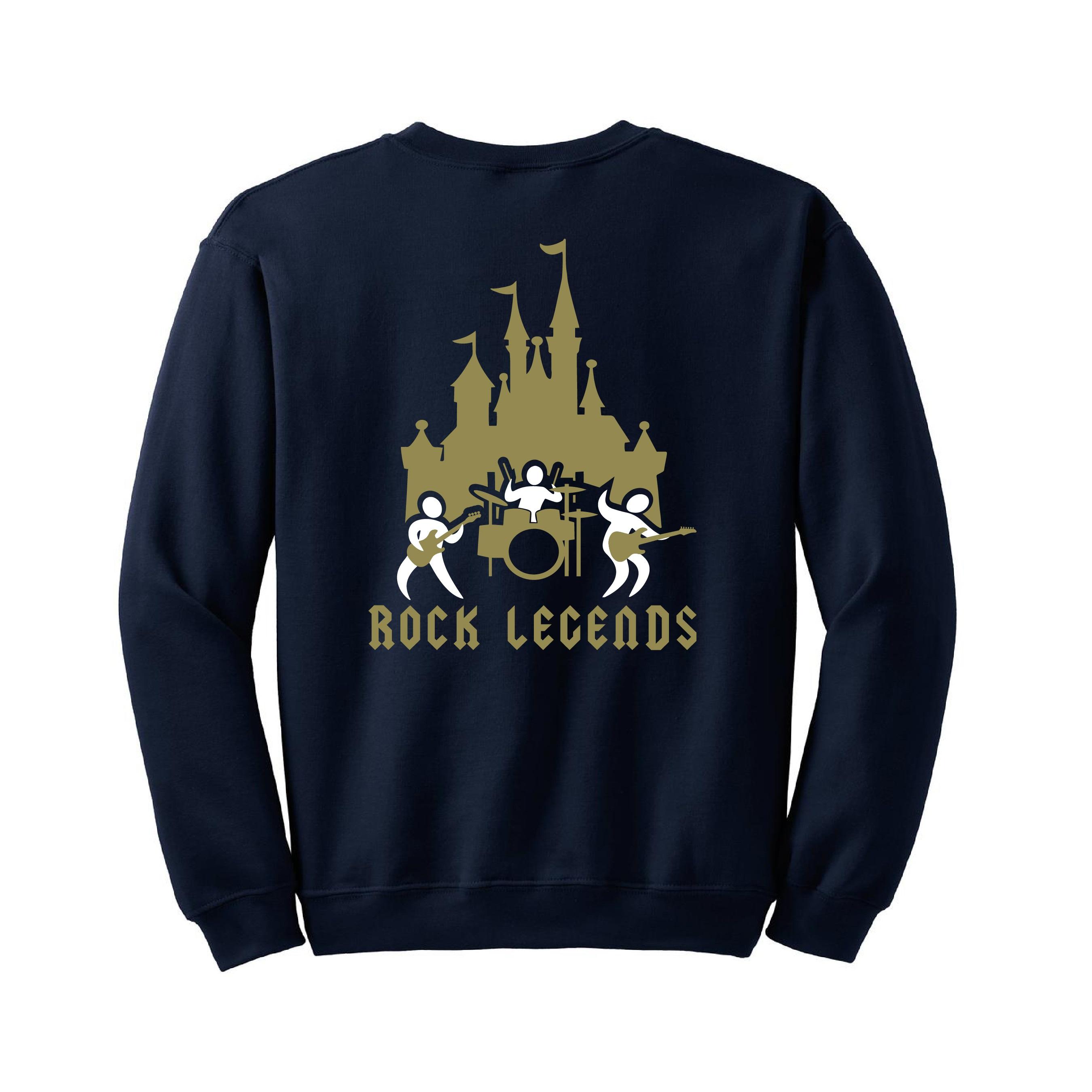 Gildan HeavyBlend Crewneck Sweatshirt